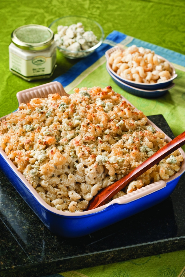 Macaroni n Blue Cheese