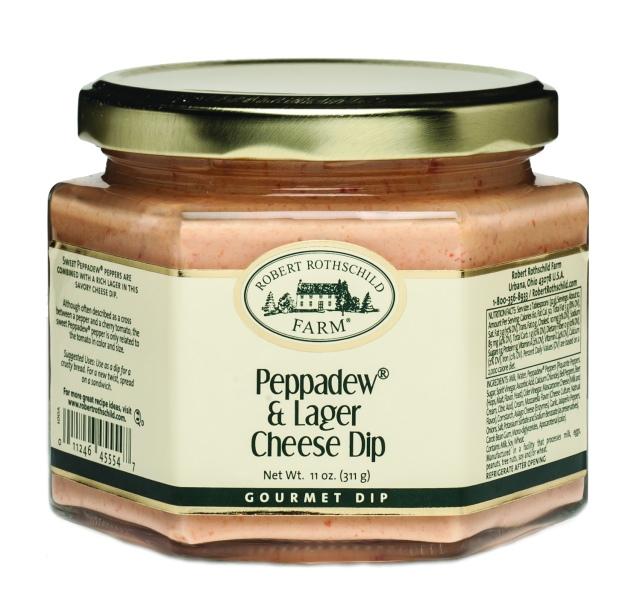Peppadew n Lager Cheese Dip
