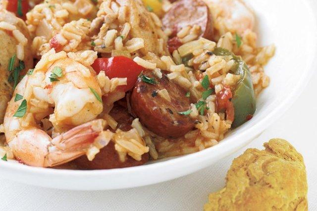 Cajun Shrimp Creole