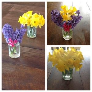 DIY Flower Vases