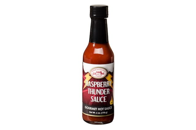 Raspberry Thunder Sauce