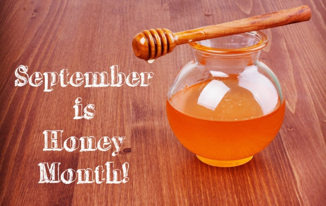 Honey Month blog