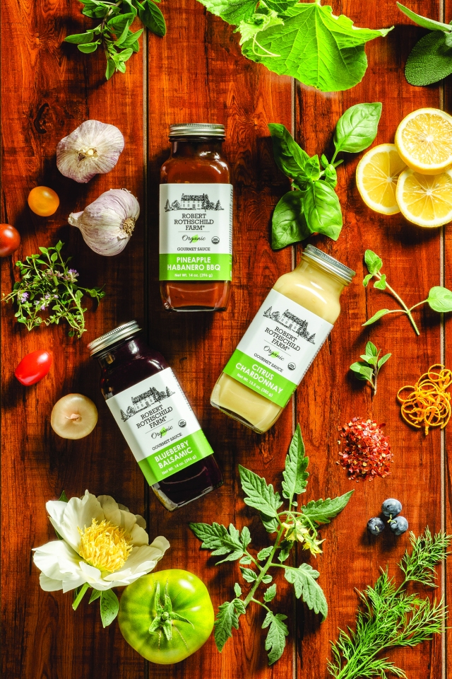 Inside Cover - Organic Sauces 1