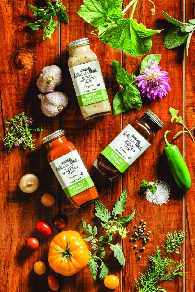 Inside Cover - Organic Sauces 2