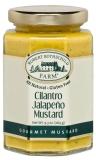Cilantro Jalapeno Mustard
