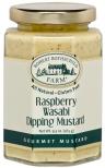 Rasberry Wasabi Dipping Mustard