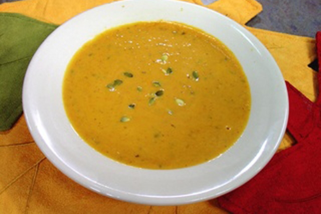 Spiced-Pumpkin-Bisque