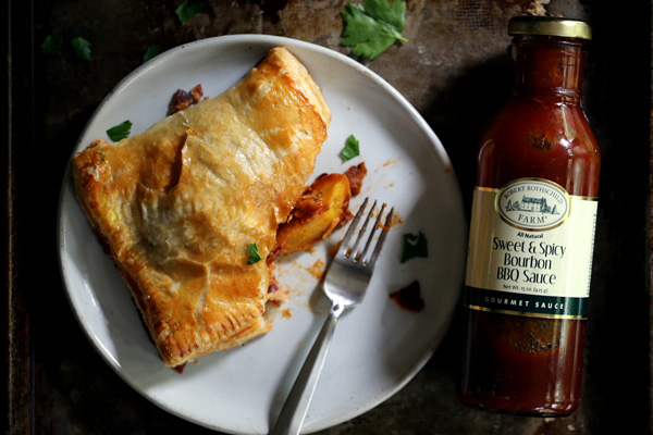 Barbecue Bacon Peach Chicken Turnovers_MM_Digital Use Only